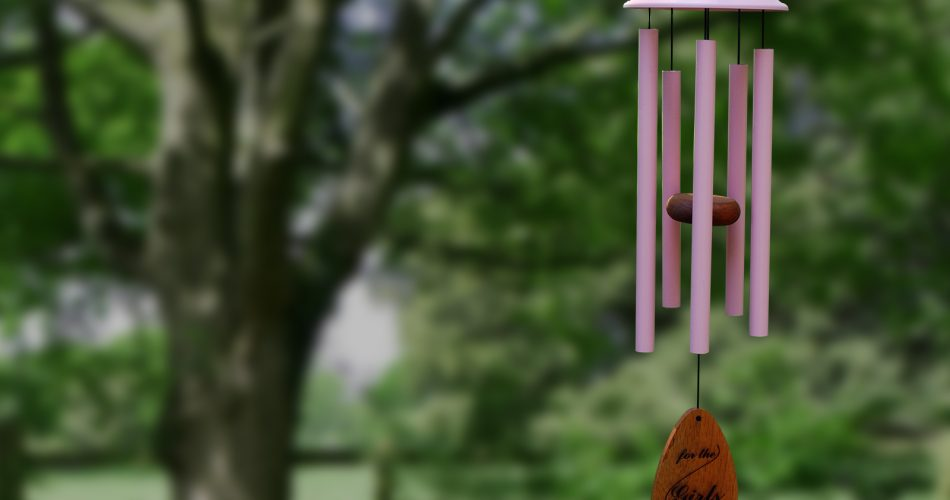 For The Girls Windchime